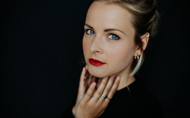 Portrait junge Frau